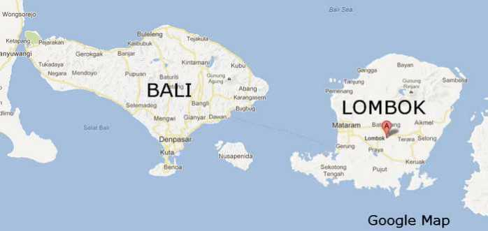 Lombok Island & Bali